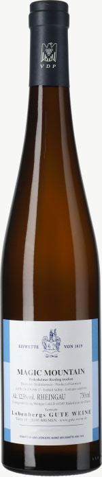 Bremer Eiswette 2018 - Magic Mountain Rüdesheimer Riesling  trocken 2016