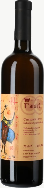 Greco di Tufi T'ara rà (Orange Wine) 2013