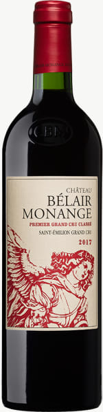 Chateau Belair Monange 1er Gr.Cr.Cl.B 2017