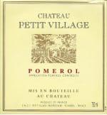 Chateau Petit Village 2018