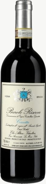 Barolo Riserva Cerretta Vigna Bricco 2012