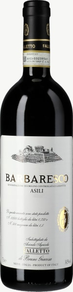 Barbaresco Asili 2012