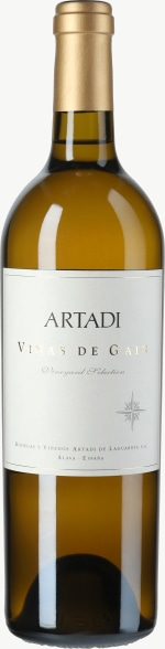 Rioja Vinas de Gain Blanco 2013