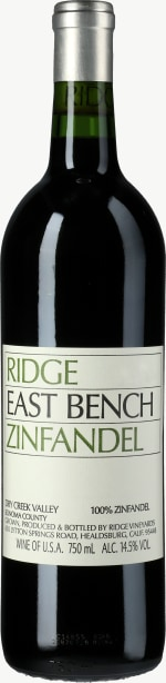 Zinfandel East Bench 2017