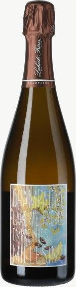 Champagne Les Empreintes Extra Brut  Flaschengärung 2010