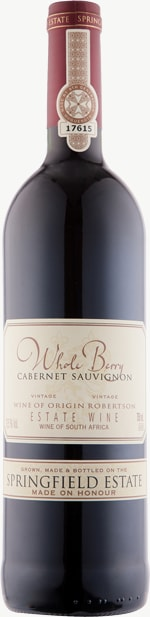Whole Berry Cabernet Sauvignon 2017