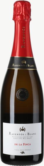 Raventos i Blanc De la Finca (Cava) Flaschengärung 2015