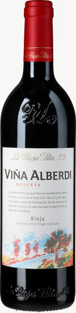 Vina Alberdi Reserva 2012