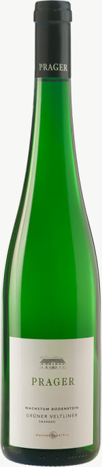 Grüner Veltliner Wachstum Bodenstein Smaragd