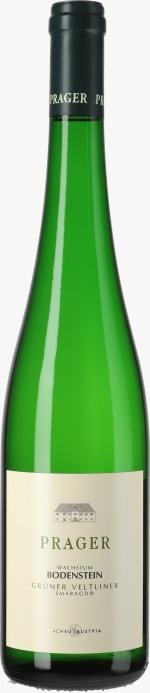 Grüner Veltliner Wachstum Bodenstein Smaragd 2019