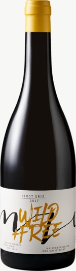 Pinot Gris Wild + Free (Orange Wine) 2016