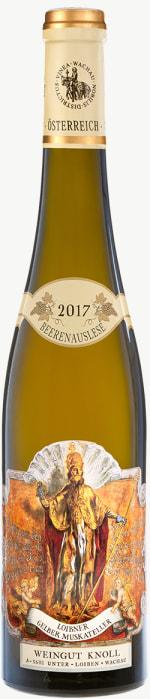 Gelber Muskateller Loibner Beerenauslese (fruchtsüß) 2017