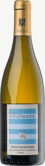 Westhofener Weißer Burgunder und Chardonnay trocken