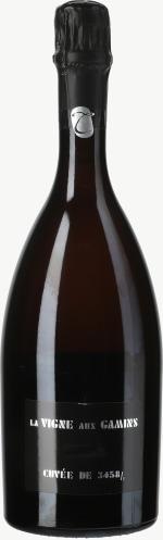 Champagne Grand Cru Blanc de Blancs La Vigne aux Gamins Flaschengärung 2005