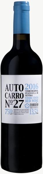 Autocarro No 27 Vinho Tinto