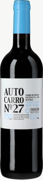 Autocarro No 27 Vinho Tinto 2017
