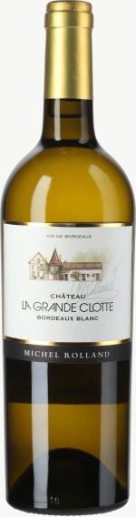 Chateau La Grande Clotte (AC Bordeaux blanc) 2018