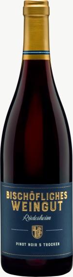 """Rüdesheim Pinot Noir """"S"""" trocken 2014"""