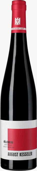 Pinot Noir Assmannshausen Höllenberg Grosses Gewächs 2015