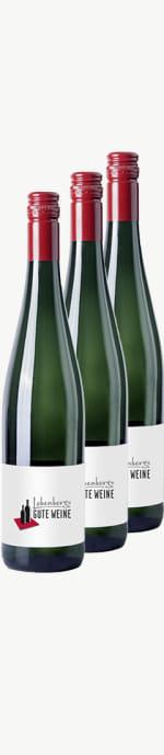 """Weinpaket: Deutschland Gutsweine QbA 2017 """"Estate und Domainen-Weine in Höchstform""""   12*0,75l"""