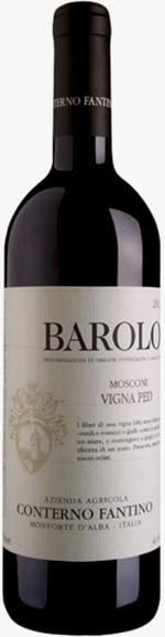 Barolo Mosconi Vigna Ped