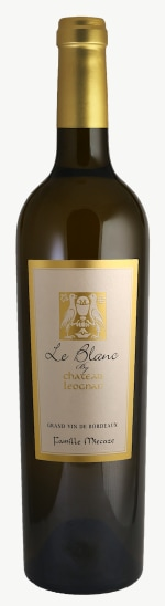 Le Blanc by Chateau Leognan (Graves)