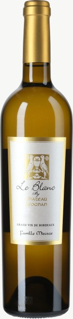 Le Blanc by Chateau Leognan (Graves) 2017