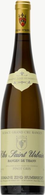 Pinot Gris Grand Cru Rangen de Thann Clos Saint Urbain trocken