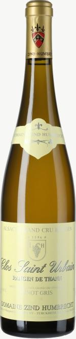 Pinot Gris Rangen de Thann Clos Saint Urbain Grand Cru trocken 2016