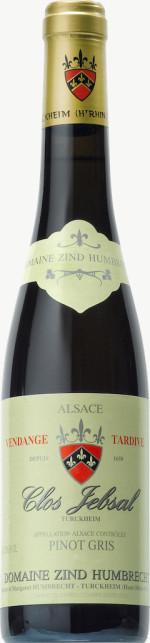 Pinot Gris Clos Jebsal Vendange Tardive (fruchtsüß) 2016