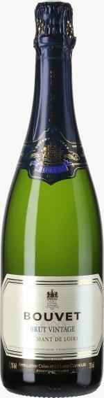 Cremant de Loire Vintage Brut Flaschengärung 2015