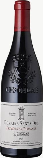 Gigondas Les Hautes Garrigues