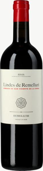 Lindes de Remelluri - Vinedos de San Vicente 2015