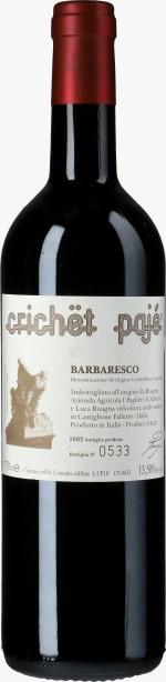 Barbaresco Crichet Paje 2011