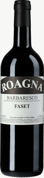 Barbaresco Faset 2014