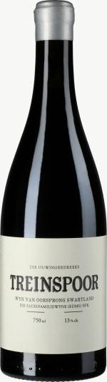 Ouwingerdreeks Old Vine Series Treinspoor