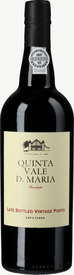 Late bottled Vintage Port Quinta do Vale Dona Maria (fruchtsüß) 2014