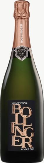 Champagne Rosé Limited Edition Flaschengärung 2006