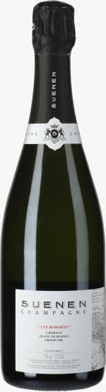 Les Robarts Cramant Blanc de Blancs Grand Cru  Extra brut Flaschengärung 2012
