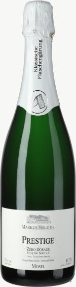 Riesling Sekt Prestige Zero Dosage Flaschengärung 2008