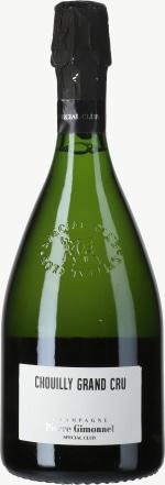 Champagne Brut Grand Cru Special Club - Chouilly Flaschengärung 2012