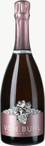 von Buhl Sekt Rosé Brut Flaschengärung 2016