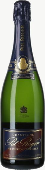 Sir Winston Churchill Flaschengärung 2002