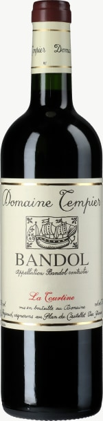 Bandol Rouge Cuvee La Tourtine 2016