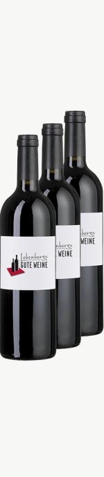 Weinpaket: Bdx 2016 Parker 100 - königliche Weine | 6* 0,75l 2016