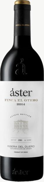 Finca el Otero Aster (Ribera del Duero) 2014