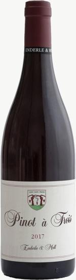 Pinot Noir - Pinot à trois 2017