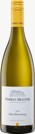 Pinot Blanc Haus Klosterberg trocken 2019
