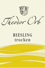 Riesling trocken 2018