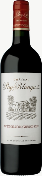 Chateau Puy Blanquet 2016